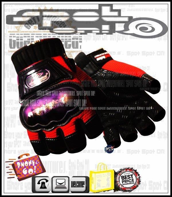 Spot ON - MAD01H 合金剛半指手套!特賣!騎士國度 DAIJIRO HATO MAD01 YF-22 光泉