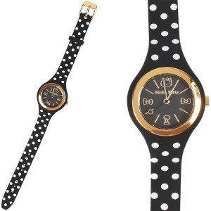 現品  日本三麗鷗 HELLO KITTY 矽錶帶手錶