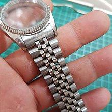 <厚錶頭用>20mm 錶帶 蠔式大型 ☆另有 飛行錶 水鬼錶 機械錶 三眼錶 潛水錶 SEKIO CASIO CITIZEN CK TELUX G4 Rolex