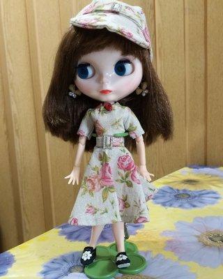 29cm娃裙帽套裝