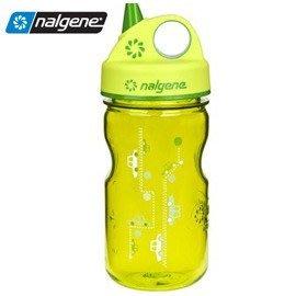 【速捷戶外】【美國 NALGENE】 Tritan Grip 'n Gulp 寶寶易吸水壺.水瓶.不含雙酚A/ 車車 2