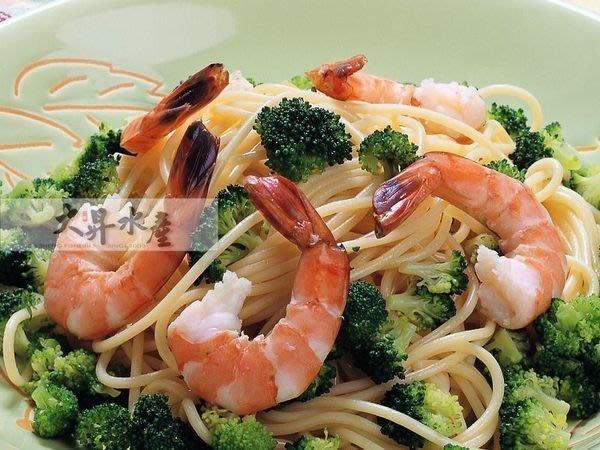【大昇水產】餐廳指定蝦很大_現撈急凍無毒大草蝦10尾裝