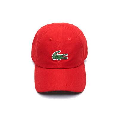 國外限定 紅色logo版 喬科維奇 專屬款 帽 Lacoste  Novak Djokovic 網球 tennis Nole
