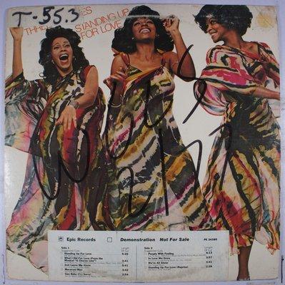 《二手美版黑膠》The Three Degrees - Standing Up For Love