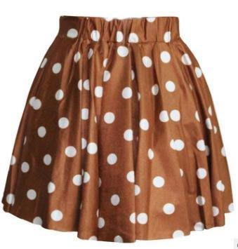 全部清倉喔~銅板價30元一件~印花百褶裙, 蓬蓬裙, 高腰半身裙