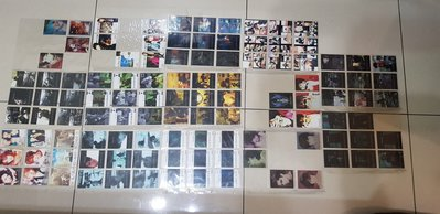 少見109張卡 彩虹樂團 L' Arc~en~Ciel Official Trading Card COLLECTION