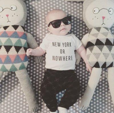 Sis 歐美 安撫玩偶 搞怪陪睡小夥伴 嬰兒 北歐 嬰兒房 IKEA 滿月禮 月子包 - [A款]