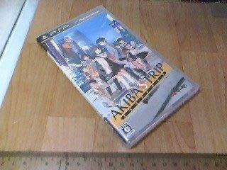 PSP遊戲 秋葉原之旅 日版