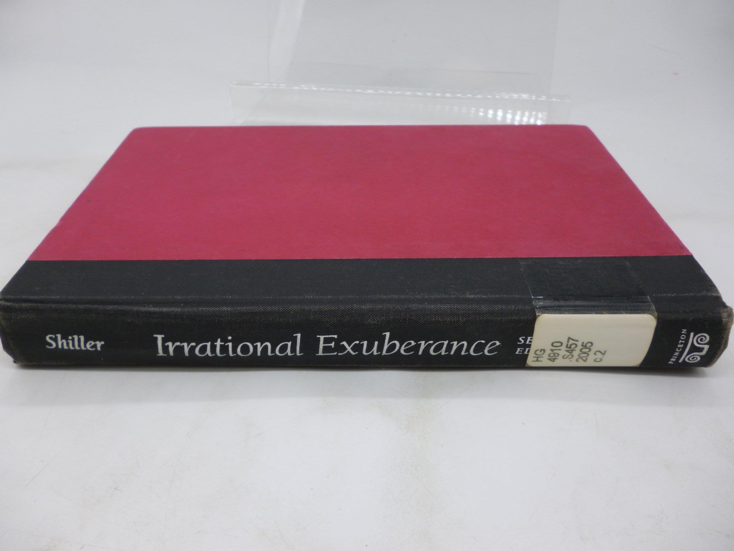 【月界】Irrational Exuberance_Robert J. Shiller_非理性繁榮 〖大學商學〗AGW