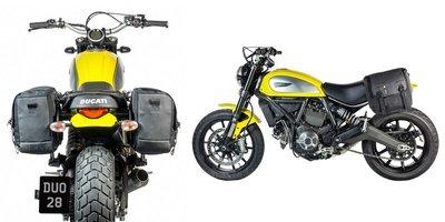 雙邊 馬鞍包 馬鞍袋 Kriega Saddlebags DUO 28 Ducati Scrambler Triumph