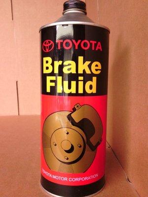 【機油小陳】豐田原廠 TOYOTA DOT-3 煞車油 Brake Fluid 豐田正廠(12瓶↑免運費)