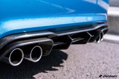 TRANCO川閣 BMW F87 M2 M2C M2 competition Jetzem 後下巴 全碳