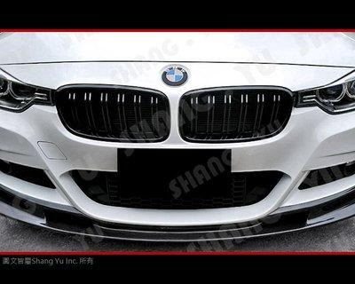BMW F30 F31 雙槓 亮黑 水箱罩 316i 318D 320D 320i 328i 330i 335i
