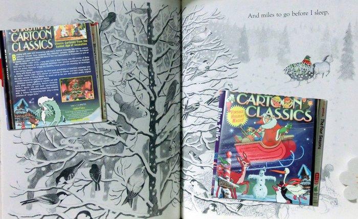【白色聖誕DVD】小pen ~ Christmas Cartoon Classics 經典聖誕