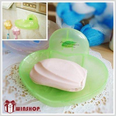 【贈品禮品】B1864 愛心吸盤肥皂台/香皂/肥皂盤/皂盒/心型皂台,吸盤設計超實用贈品禮品