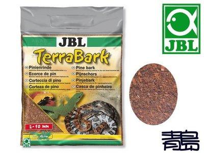 一月缺。。。青島水族。。。J7102100德國JBL---Terra Bark兩棲爬蟲松木基底材==0-5mm-5L