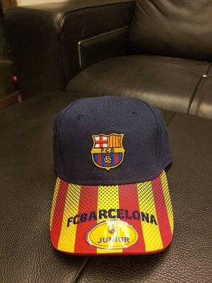 巴塞隆納足球俱樂部紀念帽子-新品國外帶回-800起標 世界盃