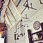 栗子咖啡館=我們有店面喔^~^抹茶戚風蛋糕下標處~