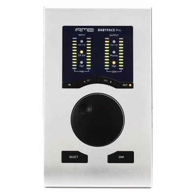 大鼻子樂器 RME Babyface Pro 錄音介面