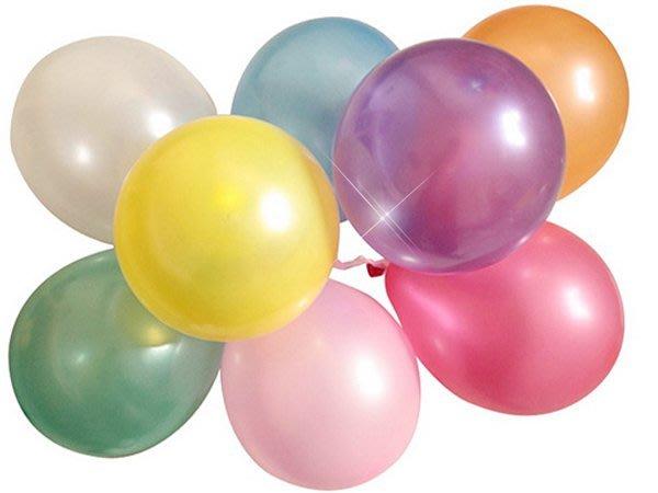 台灣製造 高品質 HB皇冠 10吋珠光圓形氣球 * 情人節求婚 婚攝 婚禮小物 12吋 真珠氣球 佈置 打氣筒 氣球縄