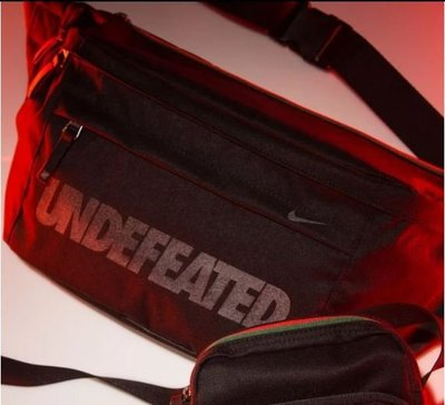 【日貨代購CITY】UNDEFEATED x Nike CROSS BODY BAG 背包 BA5799-010 現貨