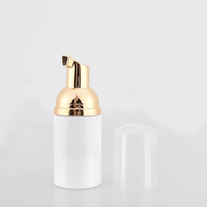 戀物星球 直銷30ml電鍍泵頭洗面奶 打泡沫瓶 洗手液起泡瓶慕斯瓶按壓泡泡瓶