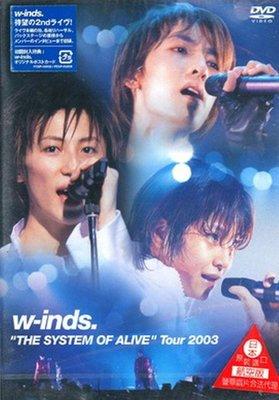 【出清價】The System Of Alive Tour 2003(進口)-PCBP50966
