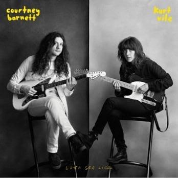 合友唱片 面交 自取 柯妮巴奈與柯特維爾 Courtney Barnett & Kurt Vile / 蟲蟲危機 CD