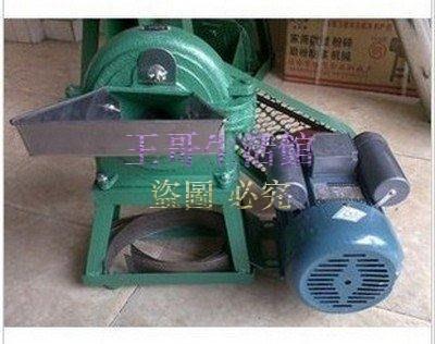 【凱迪豬廠家直銷】15型連續型五穀磨粉機飼料粉碎機 商店農家的好幫手