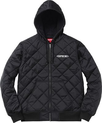 ☆AirRoom☆ Supreme x Independent Quilted Nylon Jacket 外套 M號