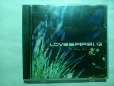 縮寫LSD的Love Spirals Downwards二代團Lovespirals Windblown Kiss CD