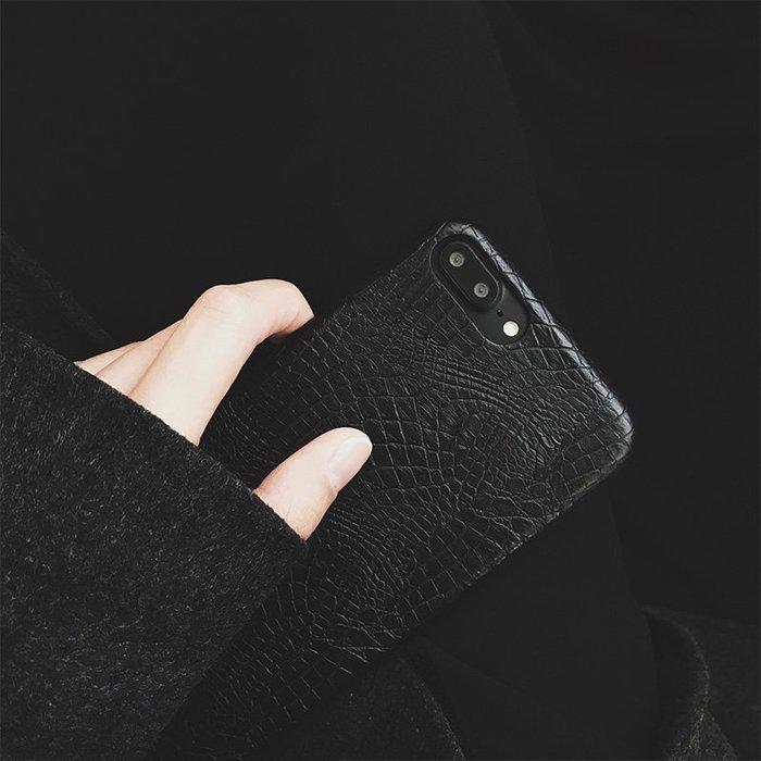 999蘋果手機殼 保護套 矽膠 硬軟殼 簡約復古皮殼XS蘋果6手機殼iPhone7plus/8/X/6s/5se創意個性女款