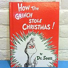 *[兒童英語繪本]--小pen外文~   How the grinch stole CHRISTMAS