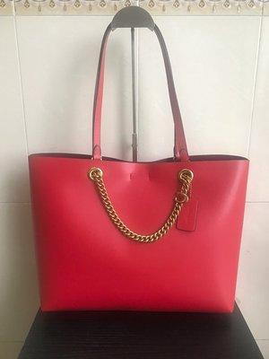 【全球精品代購鋪】COACH 78218 3月新款 女士全皮材質購物袋 手提單肩包 購美國代購Outlet專場 可團購