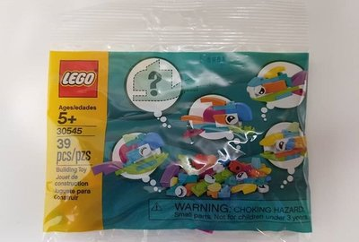 【LEGOVA樂高娃】LEGO 樂高 30545 Fish free Builds  下標前請詢問