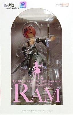 日本正版 GSC Re:從零開始的異世界生活 拉姆 1/7 模型 公仔 日本代購