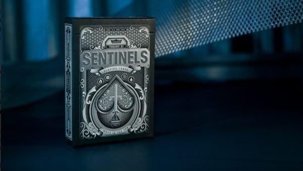 [撲克精選]美國Theory11原廠 Sentinels 哨兵牌 ~ 融合埃及元素 ~ Bicycle撲克牌909