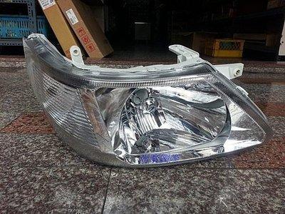 日產 SERENA QRV 02-06 全新 原廠型 晶鑽大燈 另有引擎腳 空氣流量計 汽油幫浦 曲軸感知器 考耳 碟盤