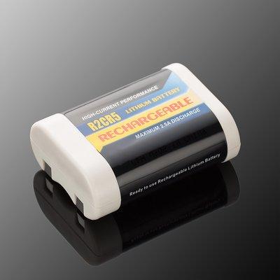 三重☆大人氣☆ ROWA JAPAN 2C-R5 R2C-R5 充電電池 充電鋰電池 2CR5 R2CR5 另售 充電器