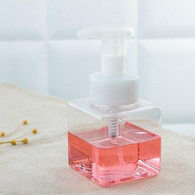 ❃彩虹小舖❃【N336】慕斯起泡按壓瓶250ML 旅行 浴室 廁所 居家 家用 洗手乳 乳液 沐浴