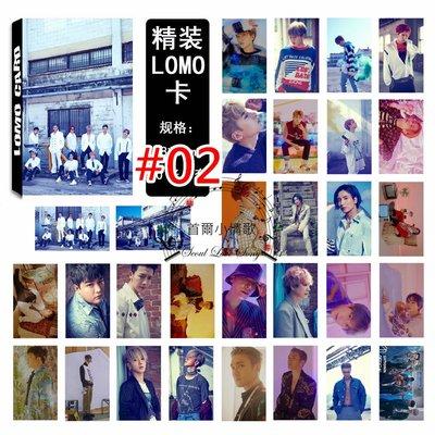 【首爾小情歌】韓國SUPER JUNIOR SJ LOMO 30張卡片 小卡組#02