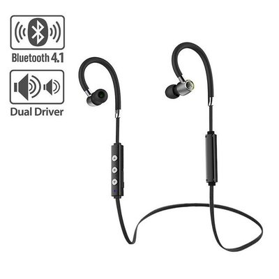 【EC數位】Avantree Clari Air 雙單體藍牙入耳式線控耳機 (AS20) 藍芽4.1 後掛式運動耳機