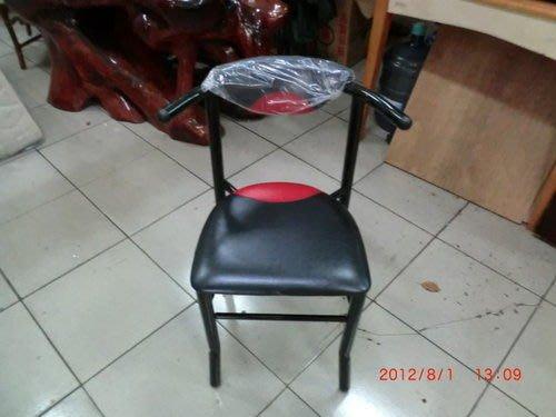 樂居二手家具*紅色鬥牛椅*餐椅 庫存餐椅 洽談椅 會議椅 書桌椅 庫存傢俱