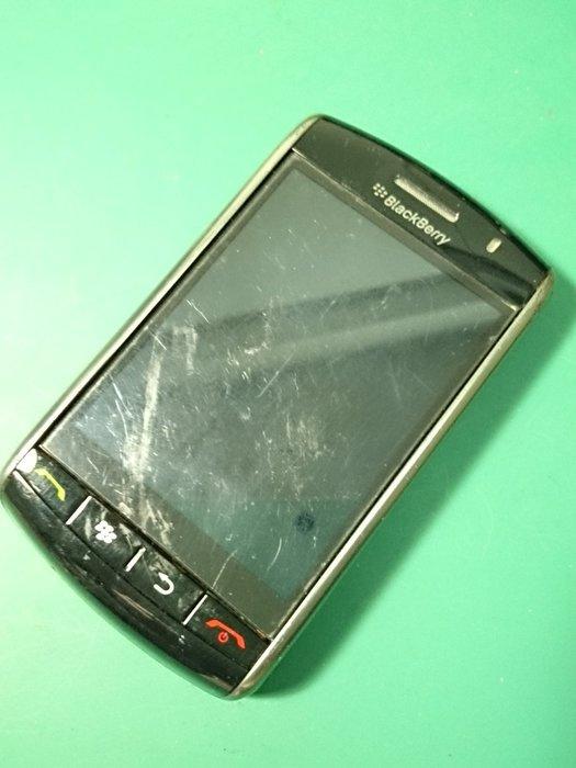 BlackBerry黑莓機 9500 當零件機賣 一元起標 永和