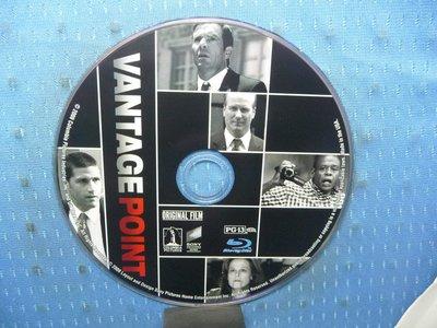 [無殼光碟]KV  VANTAGE POINT 刺殺據點 藍光光碟電影 1片裝