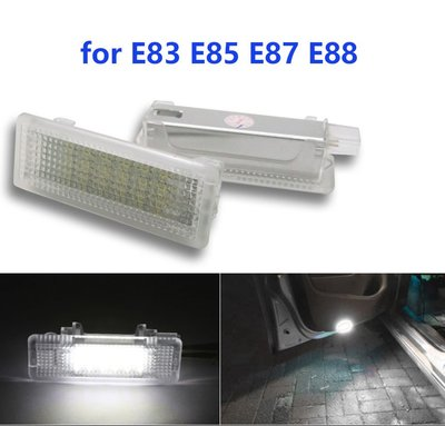 2x 汽車 門燈 LED 迎賓燈 BMW E83 E85 E87 E88 Courtesy Lamp