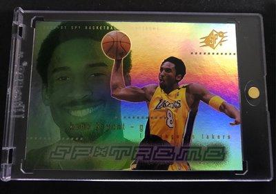 🐍2000-01 SPx SPxTREME #X8 Kobe Bryant