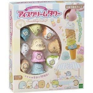 4165本通 角落生物 冰淇淋 塑膠玩具 4905040073372 下標前請詢問