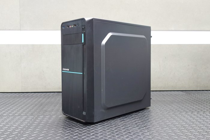 【台中青蘋果】自組桌機 i3-7100 8G 120G SSD + 500G, 1TB 二手 桌上型電腦 #36543