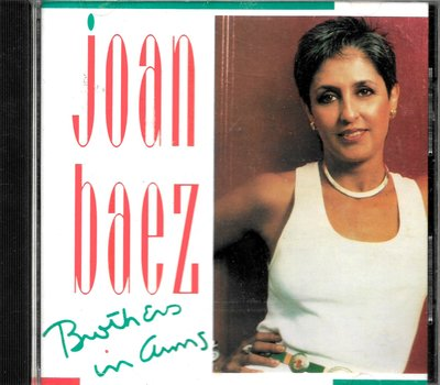 瓊拜雅Joan Baez / Brothers In Arms(U.S.A版)